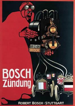 Bosch Zündung